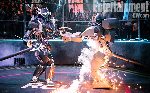 ROBOT COMBAT LEAGUE -- Fight Night 2 -- Pictured: -- (Photo by: Nicole Wilder/Syfy)